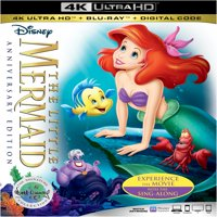 The Little Mermaid (30th Anniversary Signature Collection) (4K Ultra HD + Blu-ray + Digital)