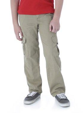 Boys' Slim Classic Cargo Pant