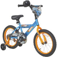 "Dynacraft 16"" Hot Wheels Boy's Bike, Blue"