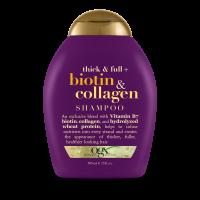 OGX Thick & Full Biotin & Collagen Shampoo, 13 FL OZ