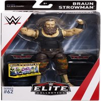 Braun Strowman - WWE Elite 62 Toy Wrestling Action Figure