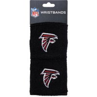 Franklin Sports NFL Team Licensed Embroidered Wristbands (Choose Team)
