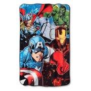 Marvel Avengers 62 x 90 Fleece Blanket