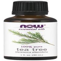 NOW Essential Oils, Tea Tree Oil, 1-Ounce