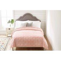 Better Homes and Gardens Velvet Plush Blanket, choose your pattern