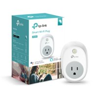 TP-Link HS100 Smart Plug, No Hub Required