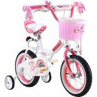 Royalbaby Jenny Princess White & Pink 16 inch Girl's Bicycle