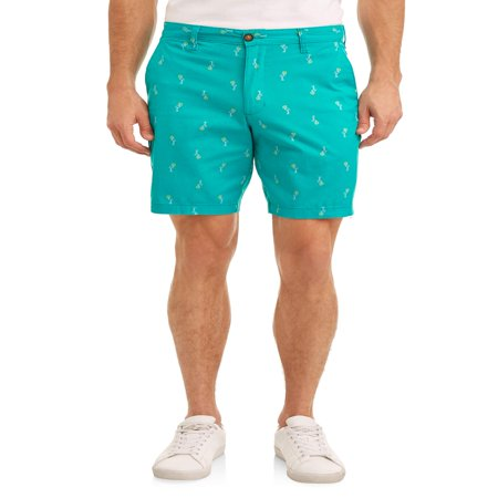 George Men's Flat Front Short (Mens Short Toga)