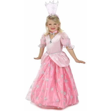Girls Wizard of Oz Glinda Witch Pocket Princess Costume - Glinda Witch