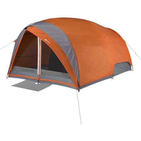 Ozark Trail 8-Person Dome Tunnel Tent with Maximum Weather