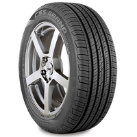 Cooper CS5 Grand Touring 225/55R17 97T STD BSW Touring tire