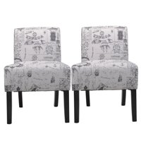 2-Pack Jaxpety Large Size Single Leisure Sofa Accent Chair