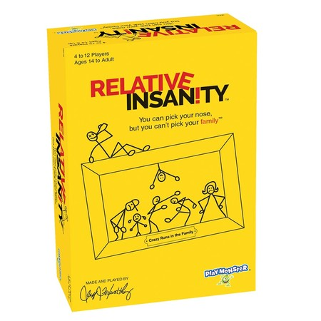 Relative Insanity Board Game](Board Game Character Costumes)