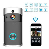 Tagital Wireless Smart WiFi Video DoorBell IR Visual Ring Camera Intercom Home Security