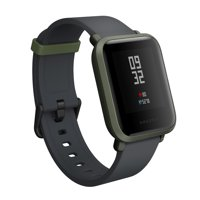 Amazfit Bip Smartwatch by Huami with All-day Heart Rate and Activity Tracking, Sleep Monitoring, GPS, Ultra-Long Battery Life, US Service and Warranty (A1608G)