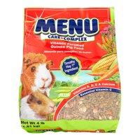 Vitakraft Menu Care Complex Guinea Pig Food, 4 lbs.