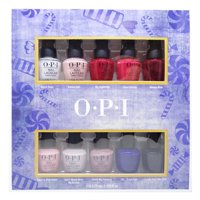OPI Mini The Nutcracker Collection Holiday 2018 Nail Lacquer Set of 10