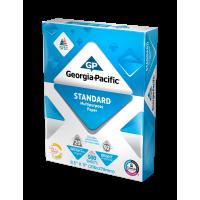 "Georgia-Pacific Standard Paper 8.5"" x 11"", 20lb/92 Bright, 500 Sheets"