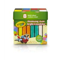 Crayola Modeling Clay, Bulk Pack, 4 ounces in Assorted Colors