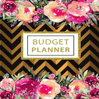 Budget Planner : Notebook Business Money Personal, Budgeting Book Bill Tracker for 365 Days, Finance Journal Planning Workbook