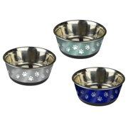 Pet Zone Stainless Steel Medium Bowl