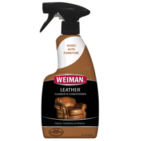 (2 Pack) Weiman Leather Cleaner & Conditioner, 16 fl oz