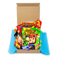 "MexiCrate ""Lovers Crate"" Mexican Candies & Snacks, 20 pc"