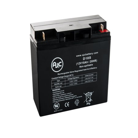 APC Smart-UPS 48V Rack Mount XL 4U (SU48RMXLBP) 12V 18Ah UPS Battery - This is an AJC Brand Replacement