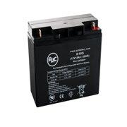 Solar Booster Pac ES1230 Jump Starter 12V 18Ah Jump Starter Battery - This is an AJC Brand Replacement