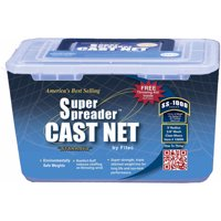 "FITEC SS1000 Super Spreader 3/8"" Mesh, Clear, 1 Lb wts"