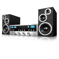 Innovative Technology CD Stereo System with Bluetooth
