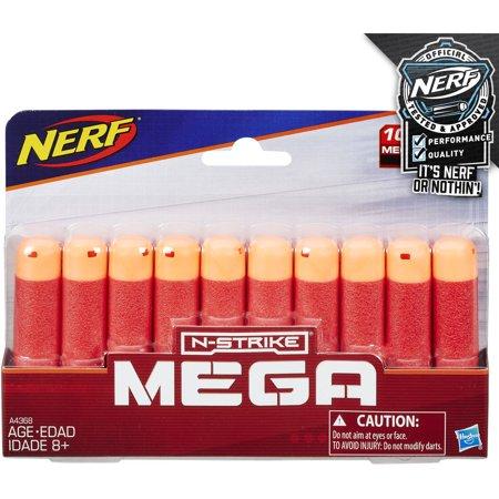 Nerf N-Strike Mega Dart Refill (10 pack)