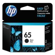 HP 65 Black & Tri-Color Original Ink Cartridges, 2-pack (T0A36AN)