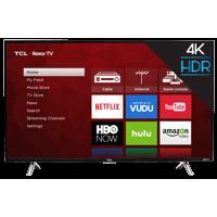 "TCL 43"" Class 4K Ultra HD (2160P) Roku Smart LED TV (43S405)"