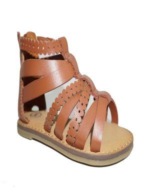 Wonder Nation Toddler Girls' Gladiator Sandal