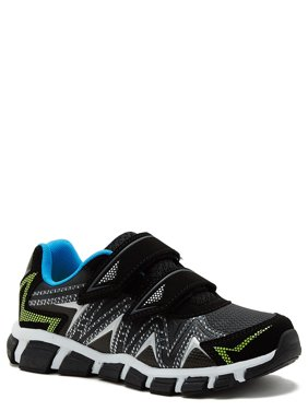 Athletic Works Boys' 2 Strap Athletic Sneaker