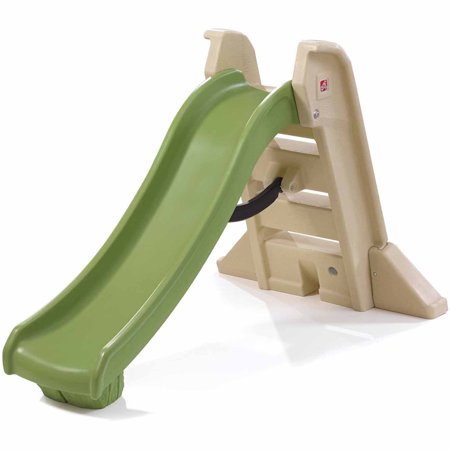 Panther Slide (Step2 Naturally Playful Big Folding Slide, Green and Tan)