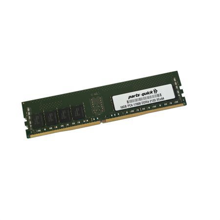 16GB DDR4 RAM Memory Upgrade for HP ProDesk 600 G2 Series Small Form Factor SFF / Micro Tower MT (PARTS-QUICK)
