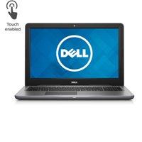"Dell - Inspiron 15.6"" Touch-Screen Laptop - AMD FX - 16GB Memory - AMD Radeon R7 M445 - 1TB HD - Matte gray"