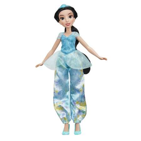 Disney Princess Royal Shimmer Jasmine Doll - Disney Sparkling Princess Jasmine