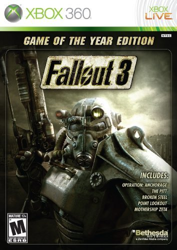 Bethesda Softworks Fallout 3: Game of the Year Edition (Xbox 360) - Fallout Helmet