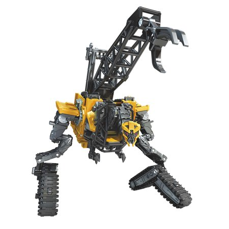 Transformers Toys Studio Series 47 Deluxe Class Transformers: Revenge of the Fallen Movie Constructicon Hightower Action Figure - Ages 8 and Up, (The Best Transformers Toys)