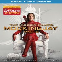 The Hunger Games: Mockingjay Part 2 (2 Blu-ray + DVD)
