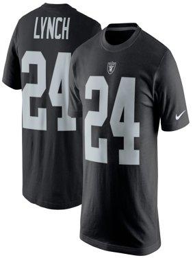4789cfeecb Product Image Marshawn Lynch Oakland Raiders Nike Player Pride Name    Number T-Shirt - Black