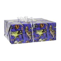 Jurassic World Wrapping Paper Roll
