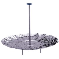 Mainstays Extendable Handle Steamer Basket