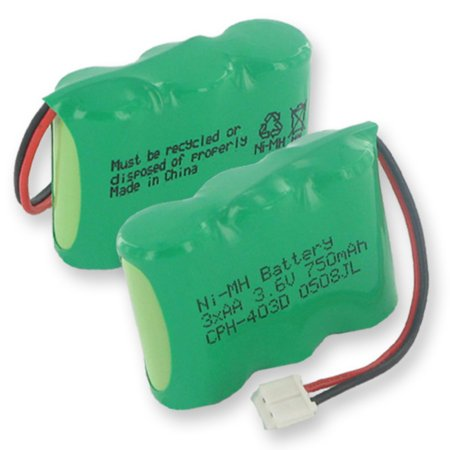 Cordless Phone Battery for VTECH 80-5074-00-00 ()