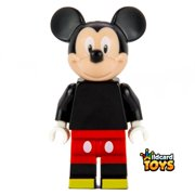 LEGO DISNEY MICKEY MOUSE MINIFIGURE - MINIFIG ONLY ENTRY