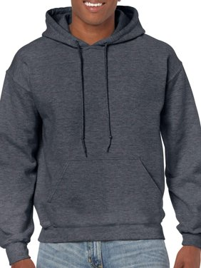 Gildan Mens Hooded Sweatshirt