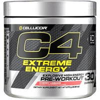 Cellucor C4 Extreme Energy Pre Workout Powder, Cherry Limeade, 30 Servings